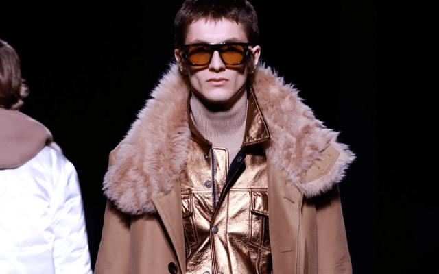 мужская мода 2018 - 2019
