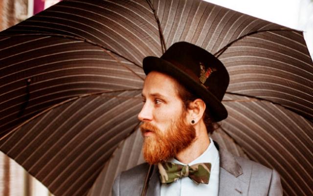 качественный мужской зонт