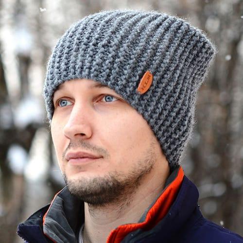 модные шапки для мужчин