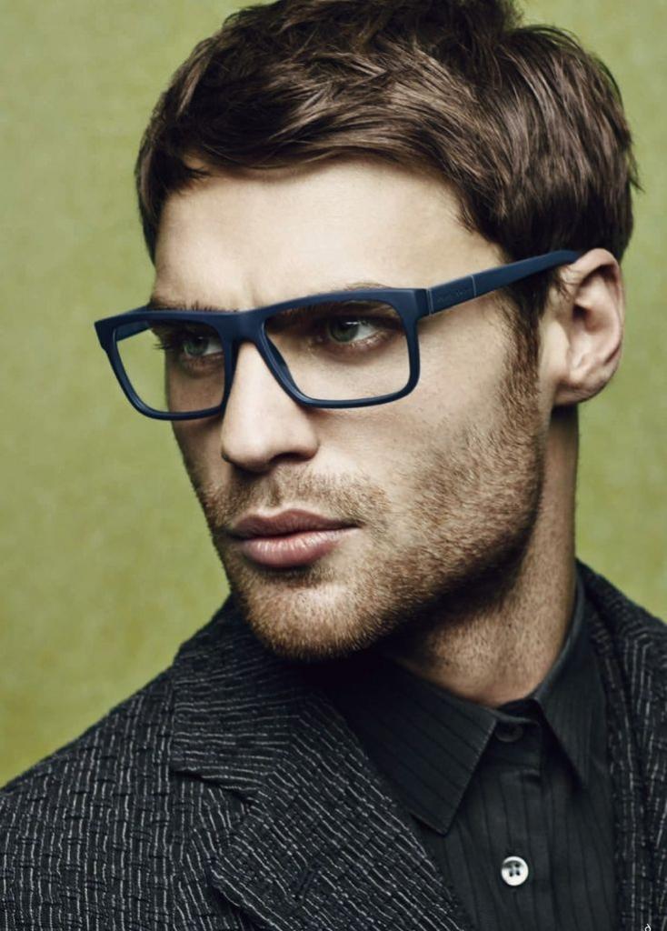Модные мужские оправы к очкам для зрения - тренды 2019