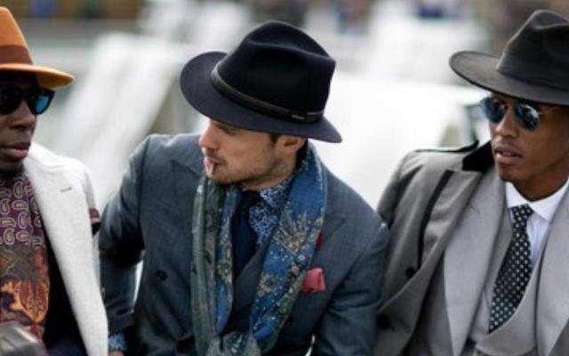 мужские шляпы