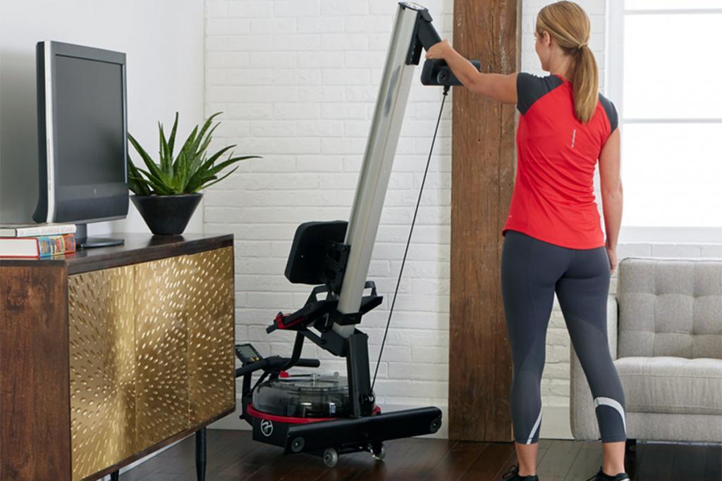 Оптимизируем домашние тренировки с помощью гребного тренажера