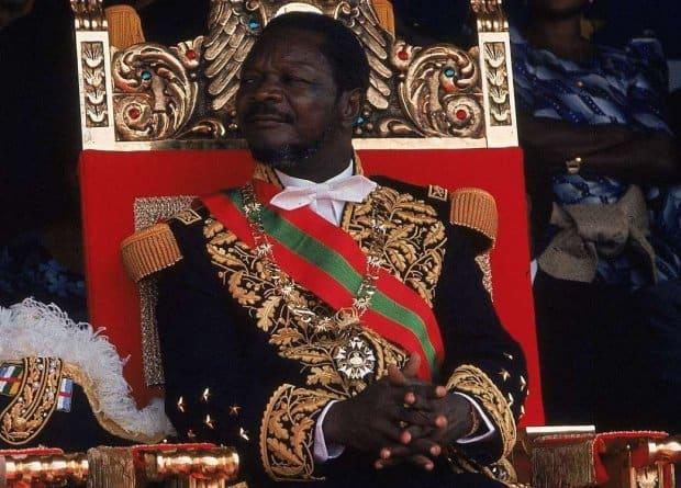 Бокасса-политик