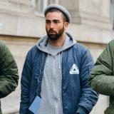 Мужская куртка бомбер - с чем носить