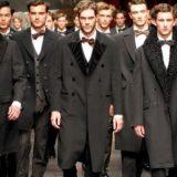 Стиль бизнес кэжуал для мужчин
