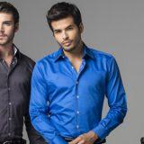Воротник рубашки - каждому лицу своя «оправа»