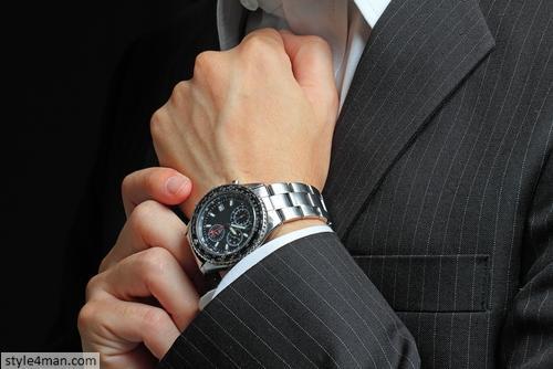 Часовой этикет: как носить часы правильно?