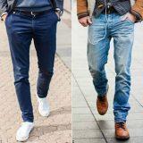 Как носить штаны карго, чтобы не выглядеть клоуном
