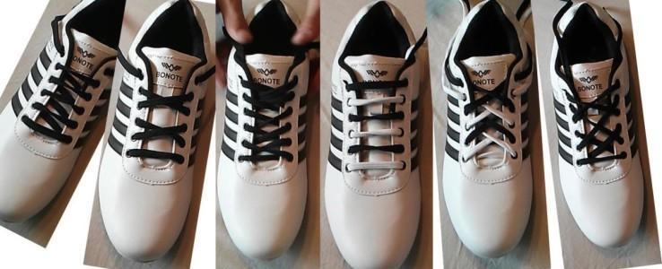 1d70c86b Шнуровка ботинок - 6 способов завязывания, техника исполнения