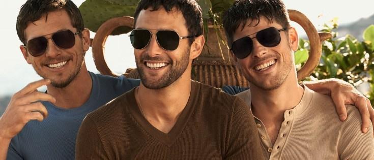 2854de1d88fe Как выбрать мужские солнцезащитные очки по форме лица - советы стилиста