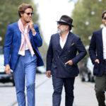 Мужская мода сезона весна - лето 2015 - модные тренды