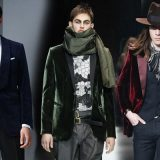 Модные цвета в мужской одежде