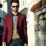 Блейзер - это мужской пиджак в стиле casual