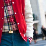 Кожаная мужская зимняя куртка Пилот