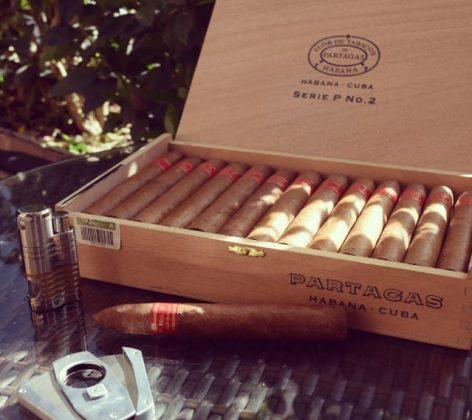 партагас сигары