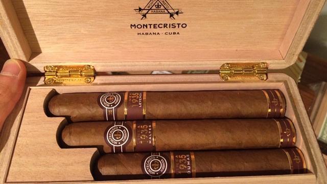 Сигары монтекристо