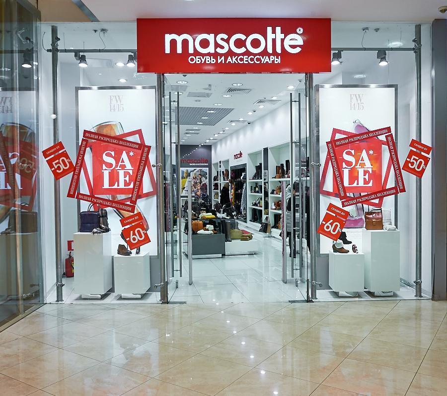 mascotte Интернет магазин