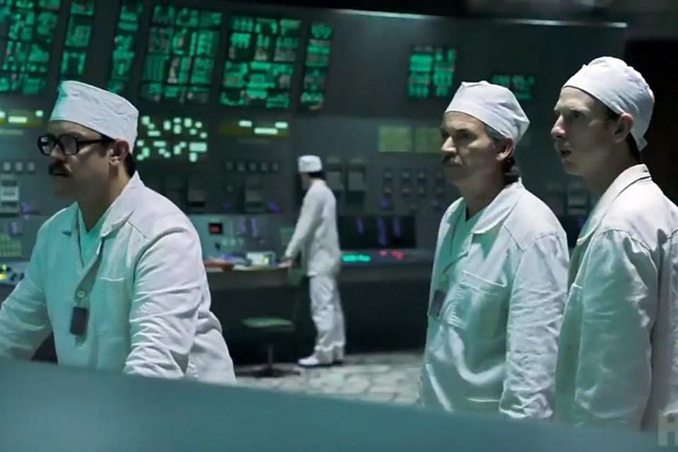 катастрофа Чернобыль
