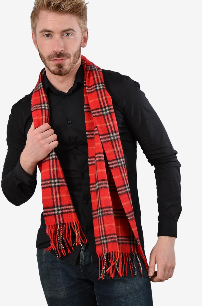 мохер шарф