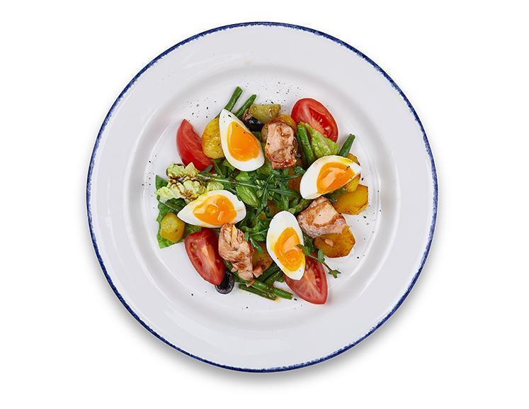 салат с лососем 30.09