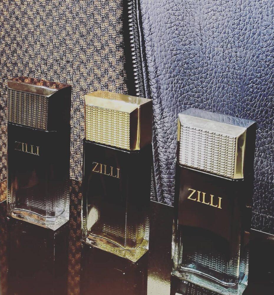 Мужской парфюм Zilli