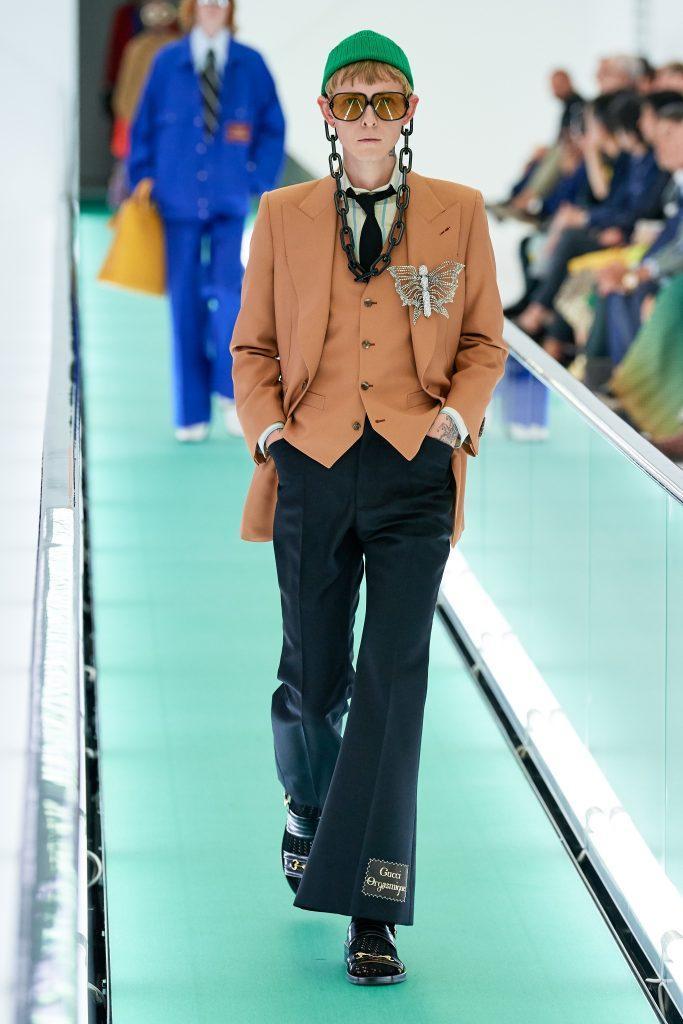 Неделя моды в Милане, Gucci