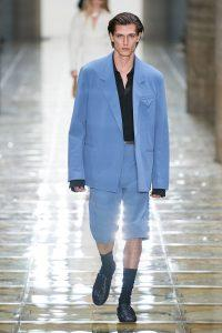 Bottega Venetta, шорты, Неделя моды в Милане 2019