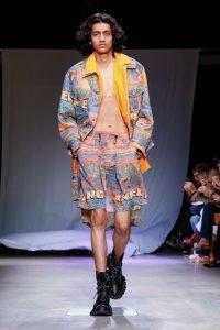Angel Chen, Миланская неделя моды 2019