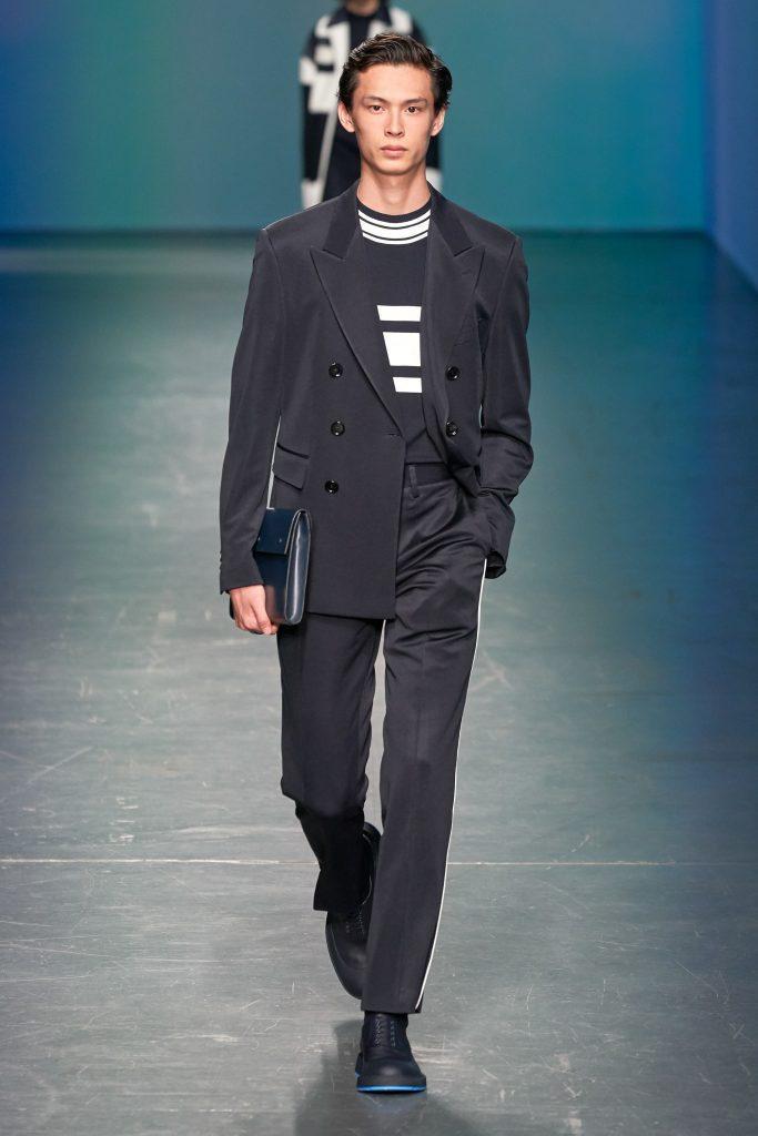 Hugo Boss, Milan fashion week 2019