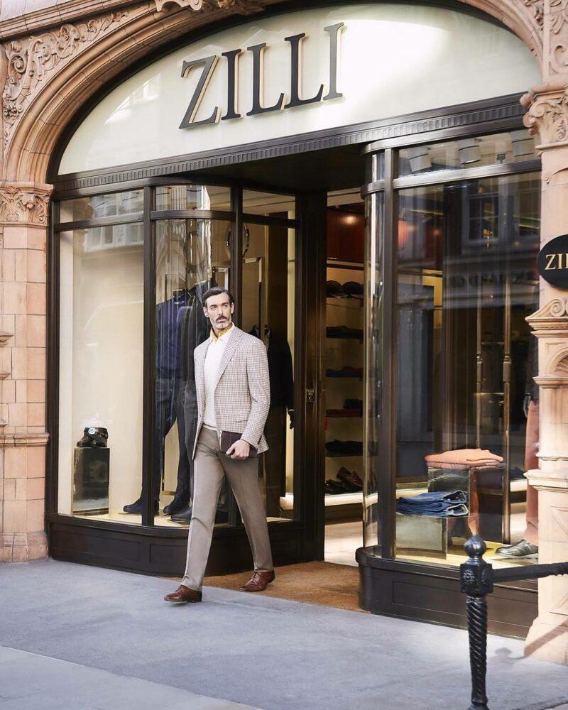 Магазин-бутик Zilli