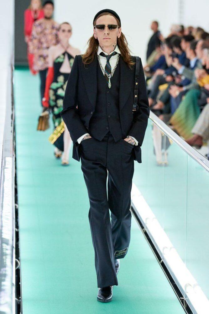 Milan fashion week 2019, Gucci