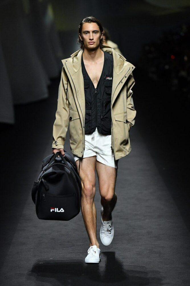Fila, Milan fashion week 2019