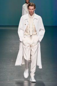 Неделя мужской моды в Милане, Hugo Boss
