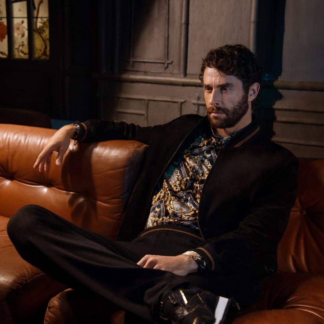 Модный мужской образ от Zilli