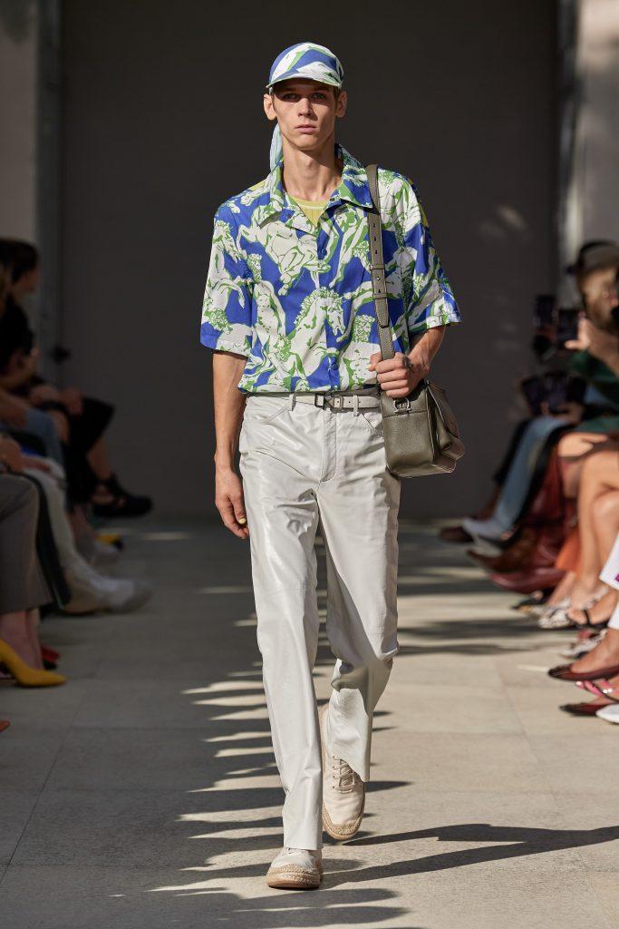 Salvatore Ferragamo, Миланская неделя моды 2019