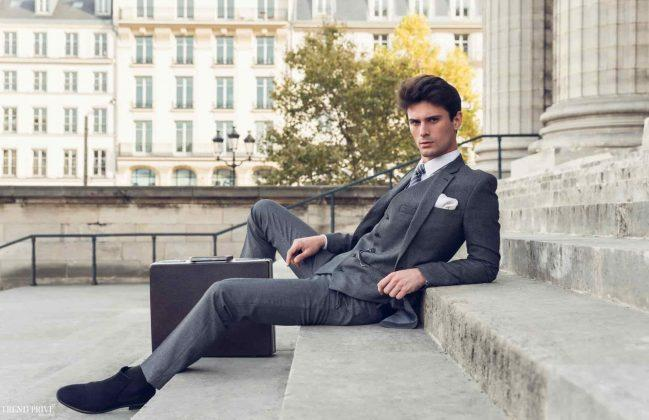 Manuel Nessler-мужской костюм-1
