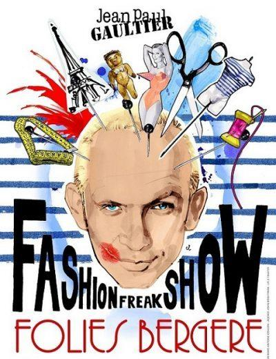 Fashion Freak Show, Жан-Поль Готье