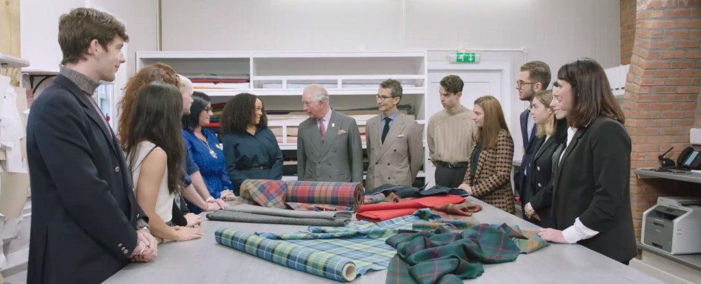 Работать над коллекцией будут студенты из Италии и Великобритании