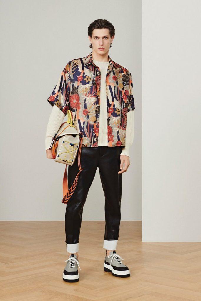 модная одежда весна-летоBally 2020