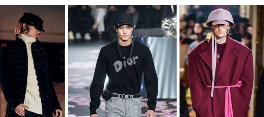 модные мужские шапки 2019-2020
