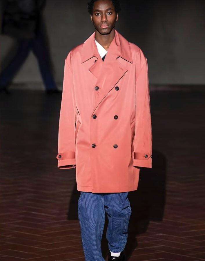 В моде не только основной цвет, но и его полутона
