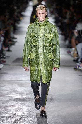 модная мужская коллекция Dries Van Noten весна-лето 2020