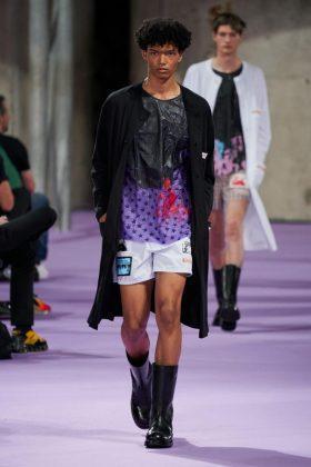 Модный бренд Раф Саймонс