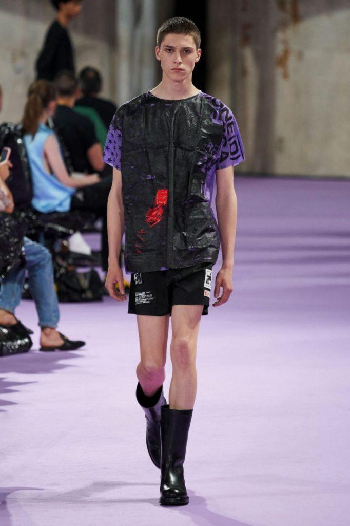 Мода и стиль Раф Саймонс