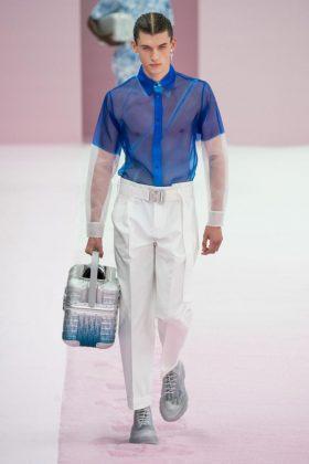 Модный показ Диор