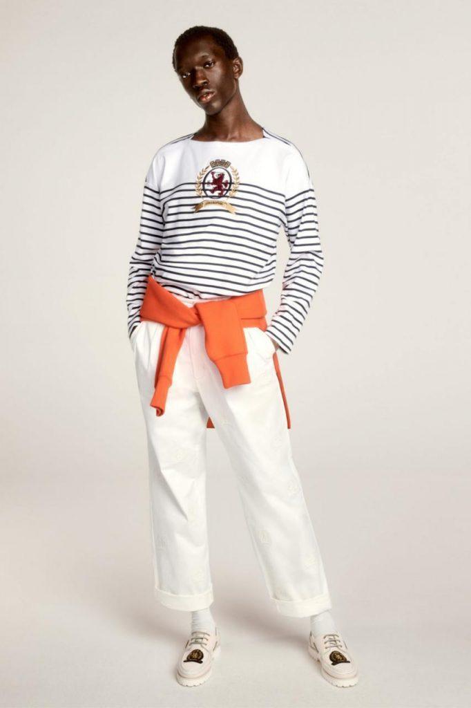 модная мужская коллекция Tommy Hilfiger весна-лето 2010