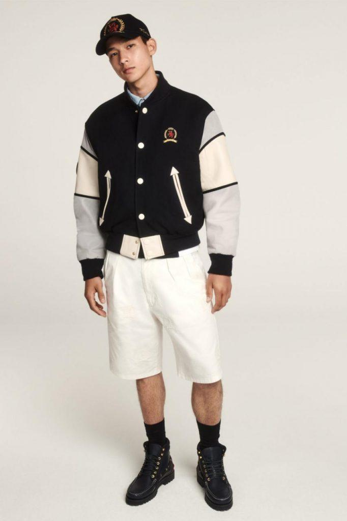 мужская мода Tommy Hilfiger