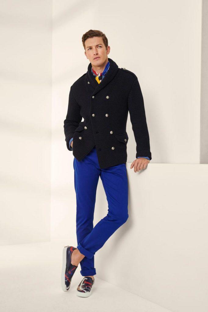 мужская мода Polo Ralph Lauren-