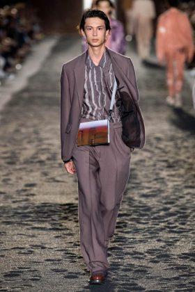 Ermenegildo Zegna модная коллекция 2020