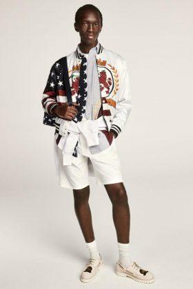 Tommy Hilfiger мужская мода 2020
